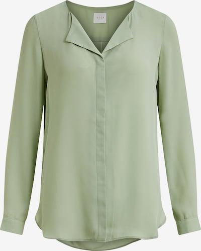 VILA Bluse in pastellgrün, Produktansicht