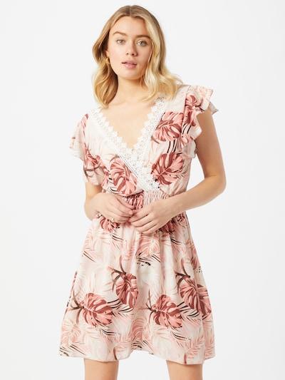Sublevel Kleid in rosa, Modelansicht