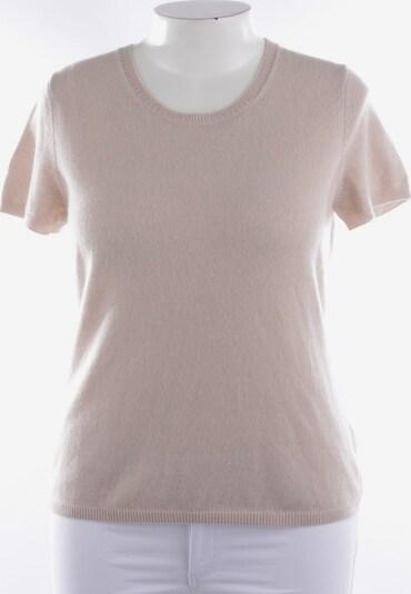 FTC Cashmere Pullover / Strickjacke in XL in beige, Produktansicht