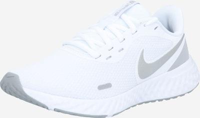 szürke / fehér NIKE Futócipők 'Revolution 5', Termék nézet