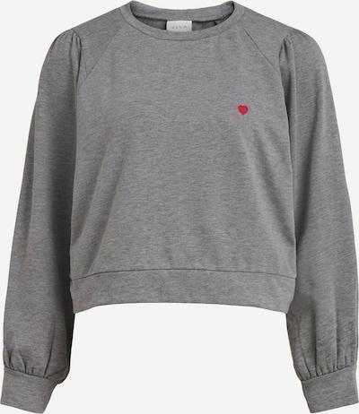 VILA Sweatshirt 'ADDY' i grå, Produktvisning