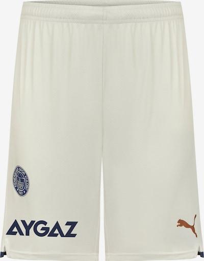 PUMA Shorts in dunkelblau, Produktansicht