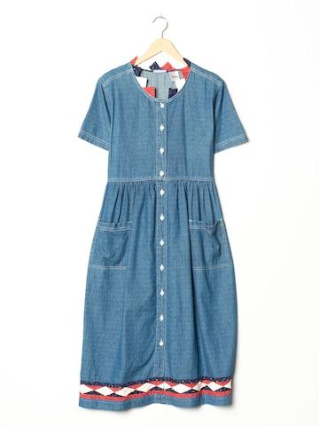 Erika & Co Dress in L in Blue