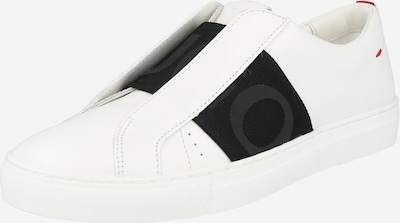 HUGO Slip-on 'Futurism' in Black / White, Item view