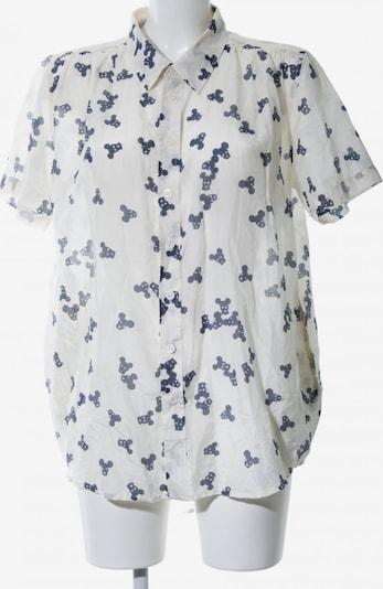 5Preview Kurzarmhemd in XS in blau / weiß, Produktansicht