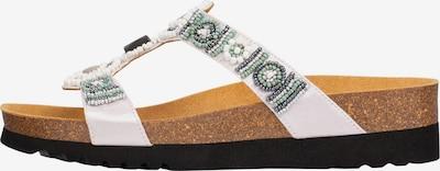 SCHOLL Sandale 'NEW BOGOTA WEDGE' in grau, Produktansicht