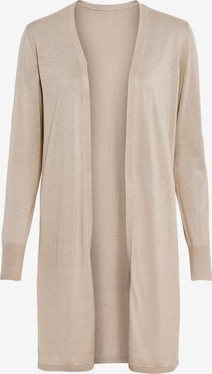 HALLHUBER Long-Cardigan in Feinstrick in beige / hellbeige, Produktansicht