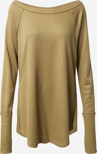Free People Tričko 'SNOWY THERMAL' - khaki, Produkt