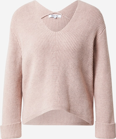 ABOUT YOU Pullover 'Tamara' in rosa, Produktansicht