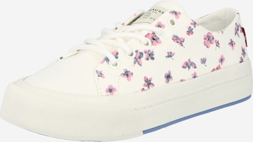 LEVI'S Sneakers 'Summit' in White