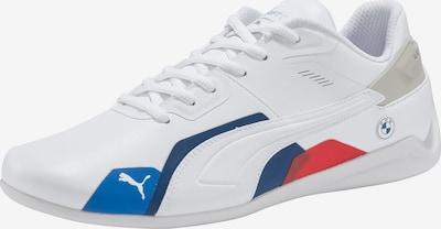 PUMA Sportschuh in royalblau / rot / weiß, Produktansicht