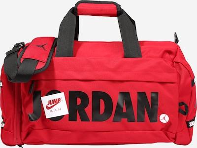 Jordan Sac 'JAN JUMPMAN CLASSIC' en rouge / noir / blanc, Vue avec produit