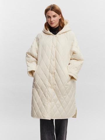 VERO MODA Winter Coat 'Hera' in Beige
