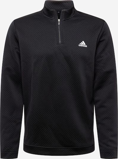 adidas Golf Sportsweatshirt in schwarz, Produktansicht