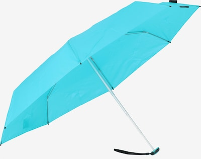KNIRPS Paraplu 'X1' in de kleur Blauw / Aqua, Productweergave