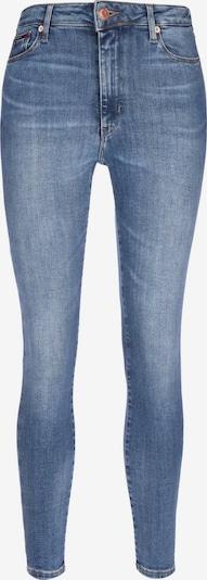 Tommy Jeans Jeans ' Sylvia Super Skinny ' in blue denim, Produktansicht