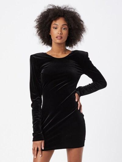 PATRIZIA PEPE Jurk 'ABITO' in de kleur Zwart, Modelweergave