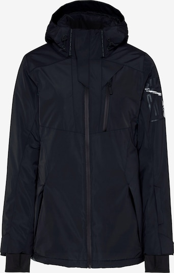 CHIEMSEE Športna jakna 'Ruka' | črna barva, Prikaz izdelka