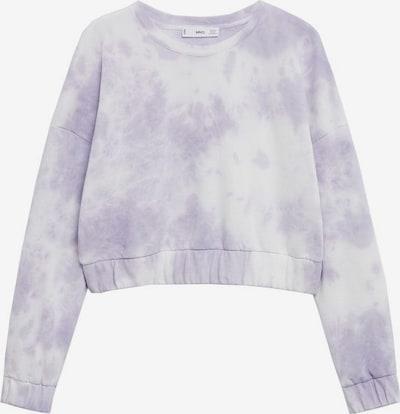 MANGO Sweatshirt in lila, Produktansicht