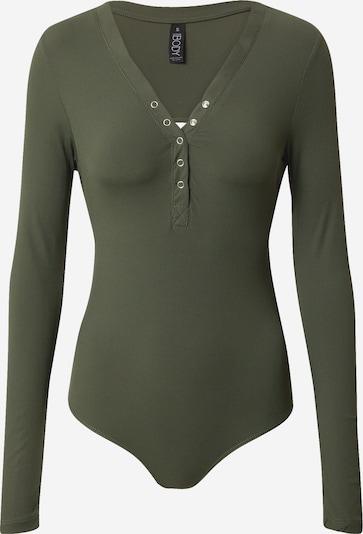 Cotton On Sportbody in khaki, Produktansicht