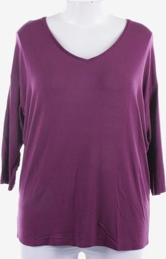 Marc O'Polo DENIM Shirt langarm in XL in lila, Produktansicht