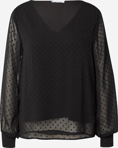Bluză 'Elva' Hailys pe negru, Vizualizare produs