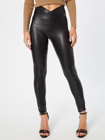 PATRIZIA PEPE Leggings i svart