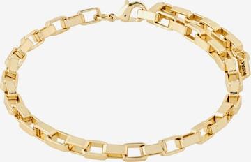 Pilgrim Armband 'Clarity' in Gold