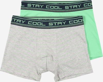 SANETTA Underpants in Light grey / Mint, Item view