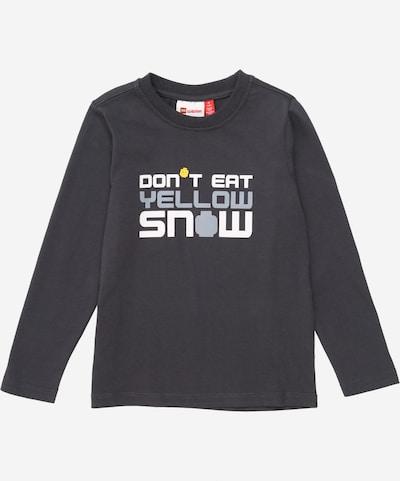 LEGO WEAR Shirt 'Taupo' in hellblau / dunkelgrau / weiß, Produktansicht