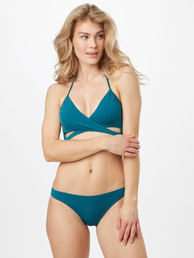 ABOUT YOU Bikini 'Lotta' u zelena, Prikaz modela