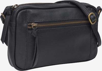 Gusti Leder Leder - Umhängetasche 'Domini' in schwarz, Produktansicht
