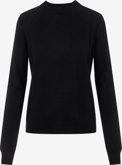 J.Lindeberg Pullover in schwarz, Produktansicht