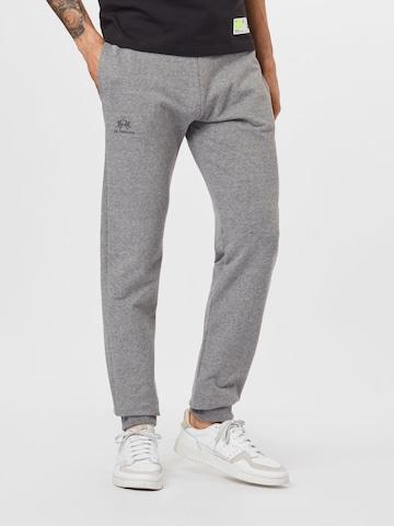 Pantaloni di La Martina in grigio