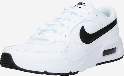 Sneaker 'Nike Air Max SC' Nike Sportswear di colore nero / bianco, Visualizzazione prodotti