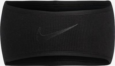 Nike Sportswear Accessoires Κορδέλα για το μέτωπο σε μαύρο, Άποψη προϊόντος