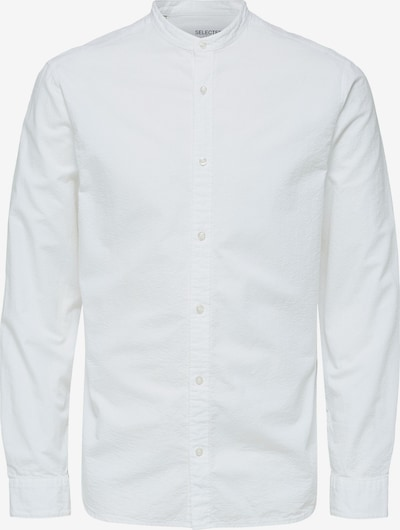 SELECTED HOMME Overhemd 'Kian' in de kleur Wit, Productweergave