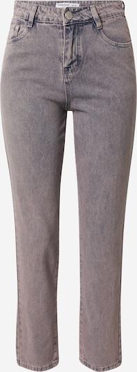 GLAMOROUS Jeans in grau / rosa, Produktansicht