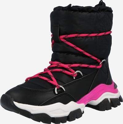 Bocanci de zăpadă 'XP5_ SUB ZERO' F_WD pe roz / negru, Vizualizare produs