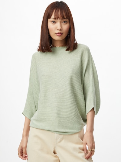 JDY Sweater in Pastel green, View model