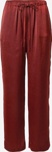 Kelnės 'LUXE' iš Banana Republic , spalva - rūdžių raudona, Prekių apžvalga