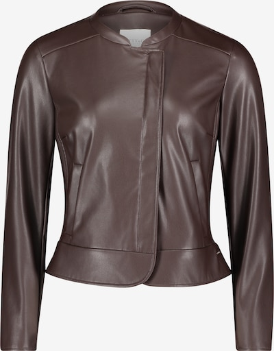 Betty & Co Blazer-Jacke mit Reißverschluss in braun, Produktansicht