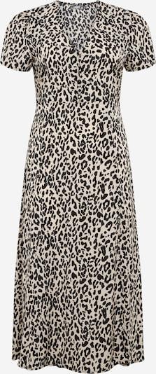 Missguided Plus Kleid 'Tea' in schwarz / weiß, Produktansicht