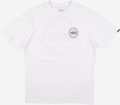 VANS Koszulka w kolorze ciemny niebieski / czerwony / białym, Podgląd produktu