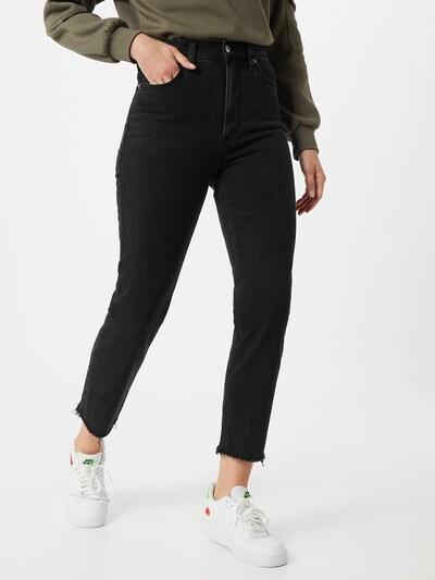 Abercrombie & Fitch Jeans in schwarz, Modelansicht
