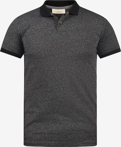 TAILORED ORIGINALS Poloshirt in dunkelgrau / schwarz, Produktansicht