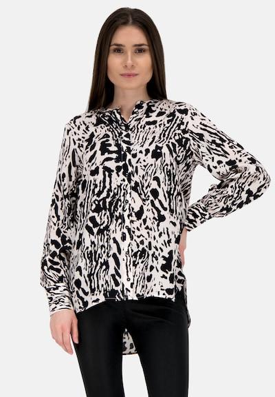 PRINCESS GOES HOLLYWOOD Bluse in schwarz / weiß, Modelansicht