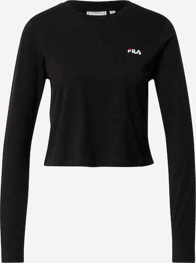 Tricou 'Eaven' FILA pe negru, Vizualizare produs