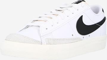 Nike Sportswear Sneakers laag 'Blazer Low 77' in Wit