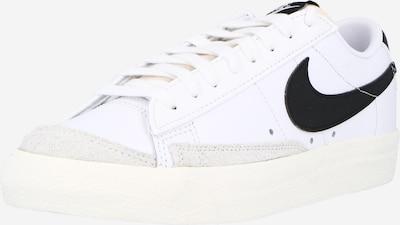 Sneaker low 'Blazer Low 77' Nike Sportswear pe gri / negru / alb, Vizualizare produs